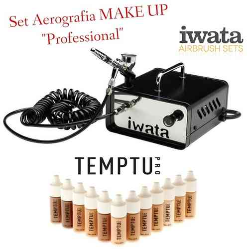 "Set Aerografia Make Up ""Professional"" (-15%)"