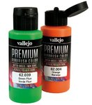 60ml Premium Vallejo Airbrush Paint