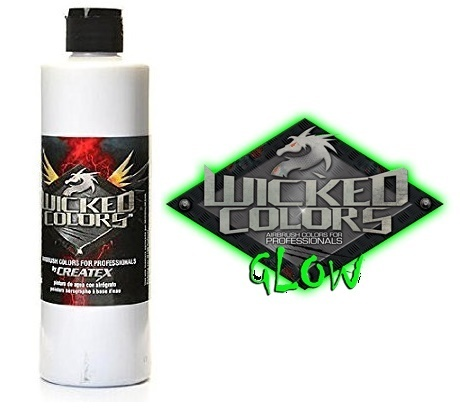 240ml Base Fosforescente Wicked UV (-10%)