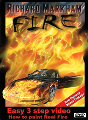 DVD Fuego Real Richard Markham (-15%)
