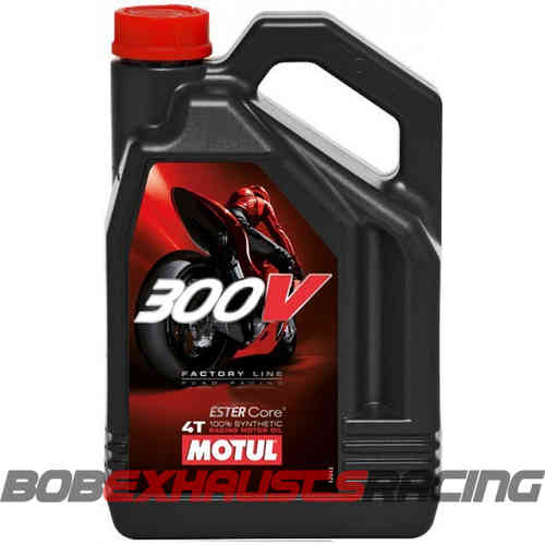 MOTUL 300V FACTORY ROAD 5W40 4L