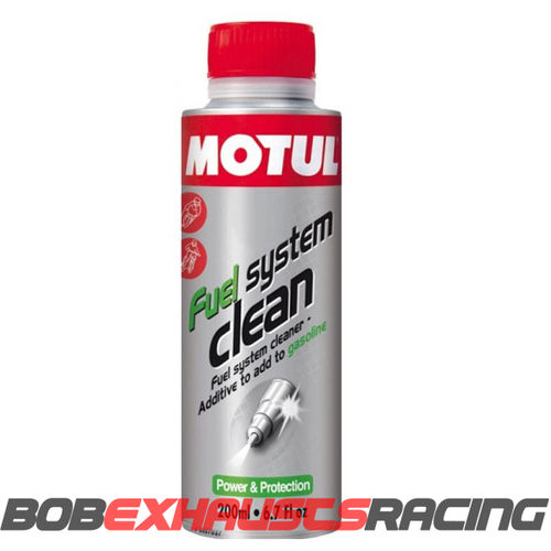 MOTUL FUEL SYSTEM CLEAN MOTO 200ML