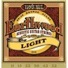 Juego de cuerdas para guitarra acústica ERNIE BALL Earthwood Light 2004