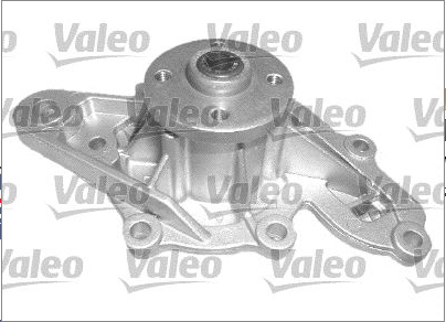 SMART 450/452. Water pump. VALEO