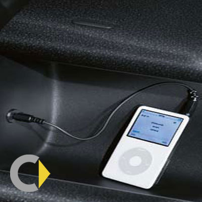 SMART ORIGINAL.  SMART 451 FOR TWO. Interfaz MP3