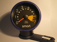 SMART 450 FORTWO. Compte-tours. 2° GENER. ESSENCE