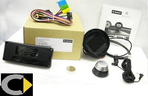 SMART ORIGINAL. SMART 451 FORTWO. Kit manos libres bluetooth wireless.