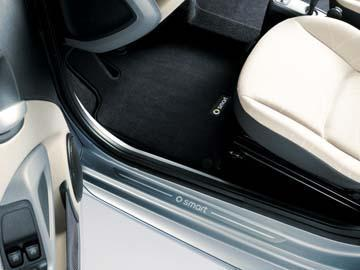 SMART ORIGINE. SMART 451 FORTWO. Tapis velours