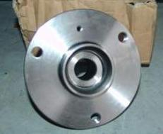 ORIGINAL SMART. SMART 451 FORTWO. Rear wheel hub
