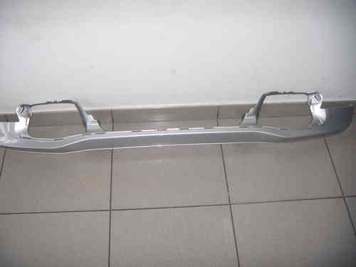 SMART 451 FORTWO. Front silver spoiler