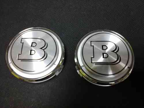 Smart 450/451/452. Brabus suspension axle caps