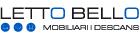 Letto Bello logotipo en Decora Descans Colchón y complementos