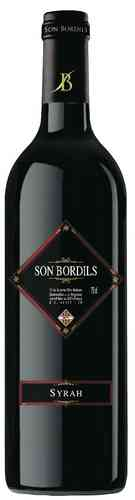 Syrah 2012 Son Bordils