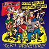 CD REAZIONE/ PETER AND THE TEST TUBE BABIES VERY DISASTER