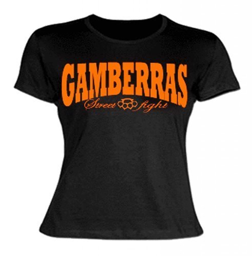 CAMISETA GAMBERRAS STREET FIGHT