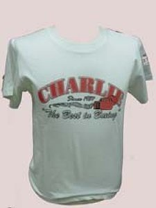 CAMISETA CHARLIE BEST IN BOXING CHICO