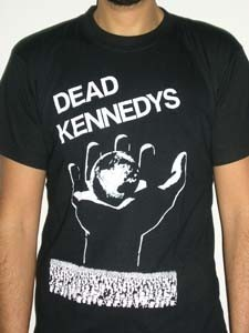 CAMISETA  DEAD KENNEDYS CHICO