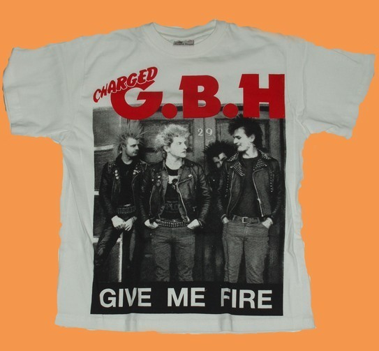 CAMISETA KAMILOSETAS GBH GIVE ME FIRE CHICO