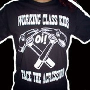 CAMISETA WORKING CLASS CHICO