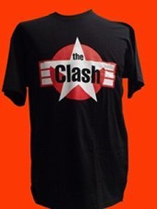CAMISETA THE CLASH CHICO