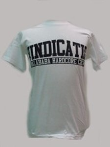 CAMISETA VINDICATIO BLANCA MALABABA CREW CHICO