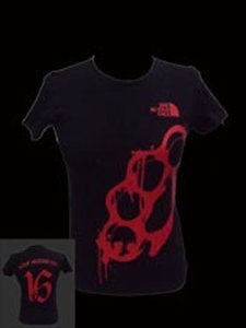 CAMISETA BAF IN YOUR FACE NEGRA CHICO