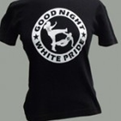 CAMISETA GOOD NIGHT WHITE PRIDE CHICA