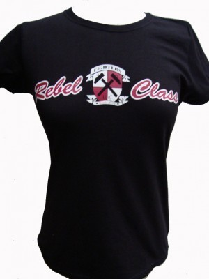 CAMISETA REBEL CLASS FIGHTERS CHICA