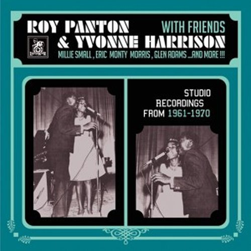 "LP LP ROY PANTON AND YVONNE HARRISON ""STUDIO RECORDINGS FROM 1961-1970"""