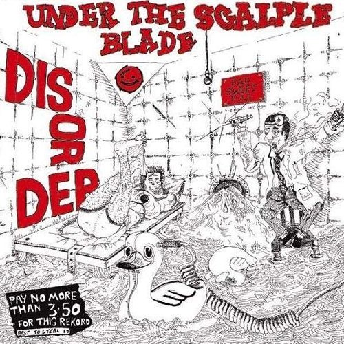 LP DISORDER UDER THE SCALPE BLADE