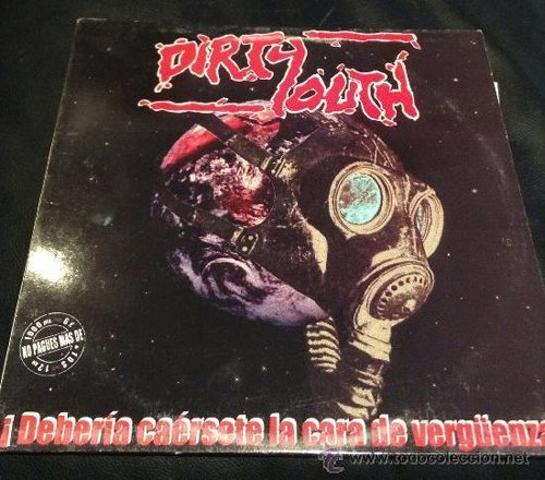 LP DIRTY YOUTH DEBERIA CAERSETE...