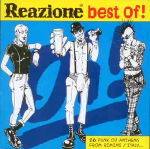 "CD REAZIONE ""BEST OF"""