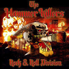 "CD THE HAMMER KILLERS ""ROCK & ROLL DIVISION"""