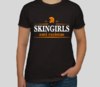 CAMISETA SKINGIRLS ANTI RACISTAS