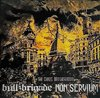 "LP NON SERVIUM / BULL BRIGADE ""THE CHAOS BROTHERHOOD"" 10 PULGADAS VINILO BLANCO"