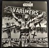 "LP VARUKERS ""MORE RELIGION-MORE WAR""ANNIVERSARY EDITION VINILO AZUL"