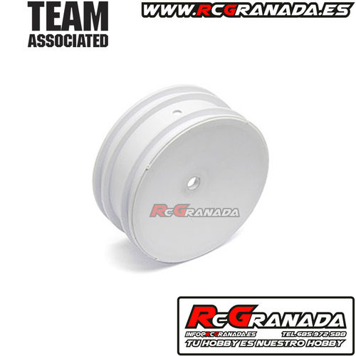 LLANTAS DELANTERAS ASSOCIATED 12MM SLIM 1/10 2WD