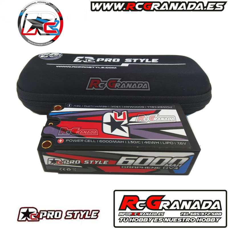 LIPO_SHORTY_RC_PROSTYLE_6000MAH_7.6V_130C