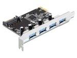 Tarjetas USB 3.0 / 3.1 PCI Express