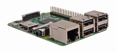RaspBerry Pi Placa Base