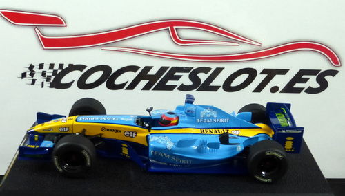 RENAULT R24 F-1 TEAM ALONSO REF.H2582 SUPERSLOT