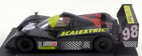 CLUB SCALEXTRIC 1998 Jaguar XJR 14 Club Scalextric REF,6019 TECNITOYS