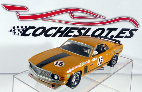 Ford Mustang Boss 302 1969 REF. C3651 SUPERSLOT