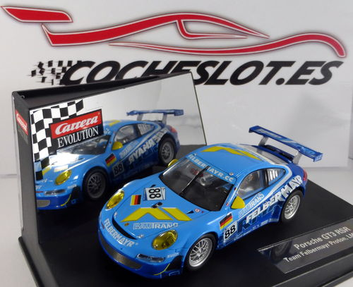 PORSCHE GT3 RSR REF. 27260 EVOLUTION CARRERA