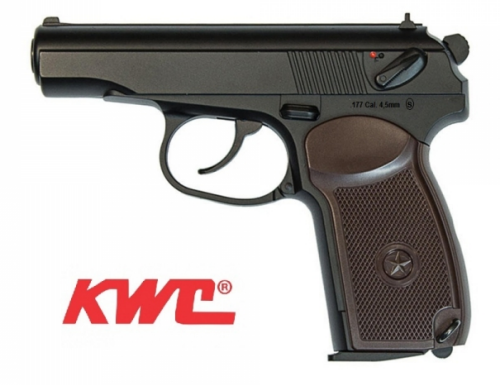 MAKAROV KWC 4,5mm Co2