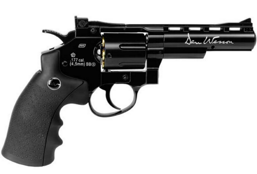 Dan Wesson 4'' Black 4,5mm BB