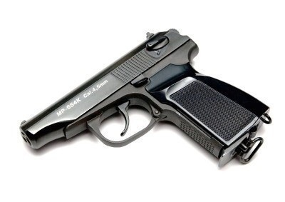 Makarov MP-654K - Baikal - Black AGOTADA
