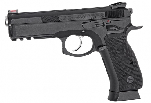 CZ SP-01 SHADOW Blowback - 4,5 mm Co2 Bbs Acero
