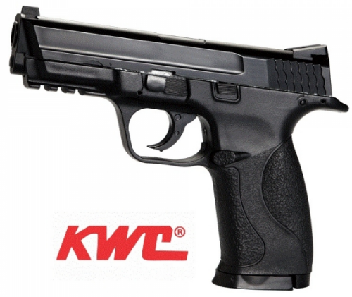 KWC MP40 - 4,5 mm Co2 Steel Bbs