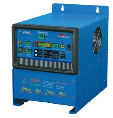INVERTER/CHARGER 24V 6.000W, 7.500VA - 140A